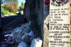 #streetpoetry #erpinto #solo #umananmenteinbilico
