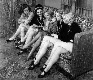 Donne al quadrato